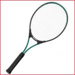 tennisracket 64 cm voor beginnende tennisspelers van 13 t/m 15 jaar