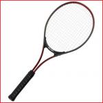 betaalbaar tennisracket voor de eerste kennismaking met tennis