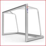 aluminium voetbaldoel training van 120 x 80 cm
