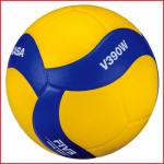 de Mikasa V390W is een FIVB goedgekeurde volleybal