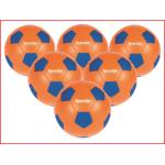 set van 12 zachte speelballen voor kinderen