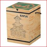 280 Kapla plankjes in een houten bewaarbox