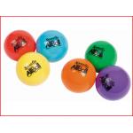 een set van 6 zachte speelballen met vele toepassingen