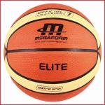 een duurzame basketbal maat 7 met een excellente grip