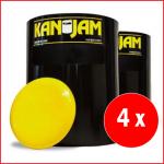 Kanjam schoolset 1 is geschikt voor 16 spelers