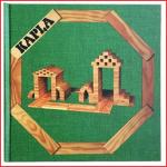 Kapla boek groen voor de beginnende bouwer