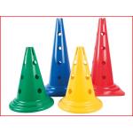 multifunctionele kegels van 30 cm in 4 kleuren