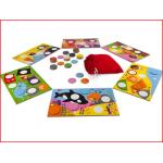 kleurenbingo is een educatief bingospel voor het aanleren van kleuren