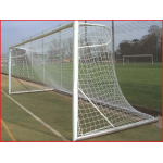 voetbalnetten met een maaswijdte van 120 mm