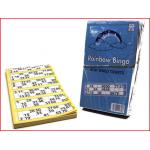 lotto en kienkaarten voor het lotto-kienspel