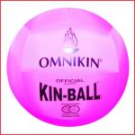 de officiële Omnikin bal voor het Kin-Ball spel