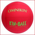 deze Omnikin outdoor bal is de ideale oefenbal voor het Kin-Ball spel