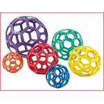 duurzame rubberen grijpballen