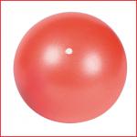 een zachte stabiliteitsbal van 17 cm