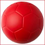 een zachte en veilige voetbal foam