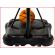 de basketbalstandaard junior heeft een verrijdbare te verzwaren basis
