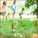 spannend werpspel waarbij men de hoefijzers rond een paaltje probeert te gooien en zo de meeste punten scoort