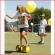 voor kinderen is de pedalo een leuk en uitdagend spel en verbetert het de motorische vaardigheden