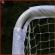 het doeltje is voorzien van een sterk mesh-sleeve net