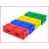 multifunctionele blokken geleverd in een set van 4 kleuren