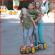 de Pedalo family motiveert kinderen om te bewegen en bevordert tegelijkertijd het groepsgevoel en de coördinatie