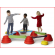 combineer de verschillende Build 'N Balance elementen tot een leuk en uitdagend bewegingsparcours