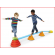 een top basis welke gemakkelijk combineerbaar is met andere Build 'N Balance elementen