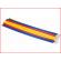 een hoepelset van 18 duurzame flexibele stokken en 18 verbindingsstukken