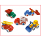 vrachtwagen mix Viking Toys bestaande uit 5 verschillende modellen