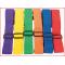 aanpasbare partijlinten verkrijgbaar in 6 verschillende kleuren