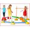 de Build 'N Balance advanced set is een aanpasbaar balanceerparcours van Gonge