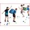 jagersbal is een actief ballenspel voor 2 teams met meerdere deelnemers